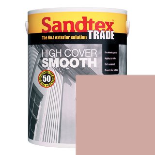 5L SUFFOLK SMOOTH MASONRY PAINT SANDTEX