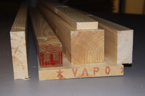 50 x 50mm PLANED TIMBER