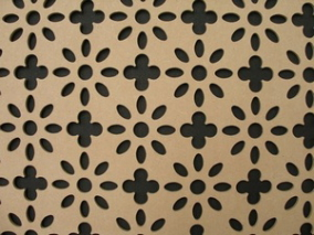 1200 X 600 BOUQUET ORNAMENTAL PANEL