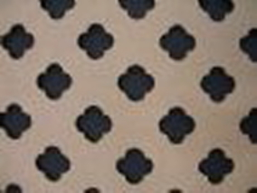1200 X 600 QUARTREFOIL ORNAMENTAL PANEL