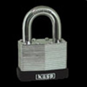 40 X 40mm LONG SHAC/LAMINATED KASP SECURITY