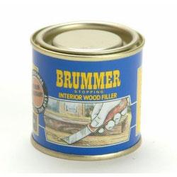 DK.MAHOGANY INTERIOR BRUMMER STOPPER