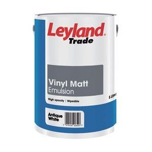 COUNTY CREAM TESTER LEYLAND PAINT
