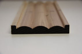 100 x 25mm PATTERN 99 SOFTWOOD MOULDING