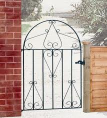 991mm CLASSIC LOW BOW METAL GATE