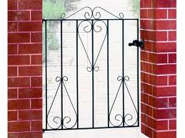 838mm CLASSIC SINGLE METAL GATE